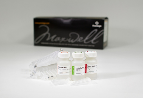 The newly launched Maxwell® RSC PureFood Pathogen Kit by Promega offers food safety labs an easy and ...