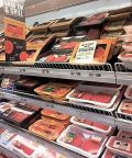 The Beyond Burger arrives in the meat case at 770 Ahold-owned Stop & Shop, Giant Landover, Giant Carlisle and Martin's stores, significantly expanding the burger's East Coast availability. (Photo: Business Wire)