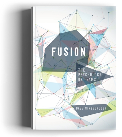 Fusion: The Psychology of Teams (Photo: Business Wire)
