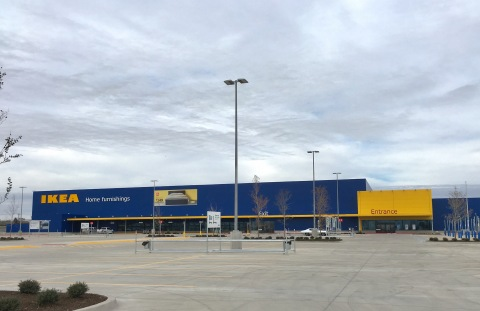IKEA Grand Prairie to Welcome Shoppers on December 13 with Grand Opening Festivities and Promotions (Photo: Business Wire)