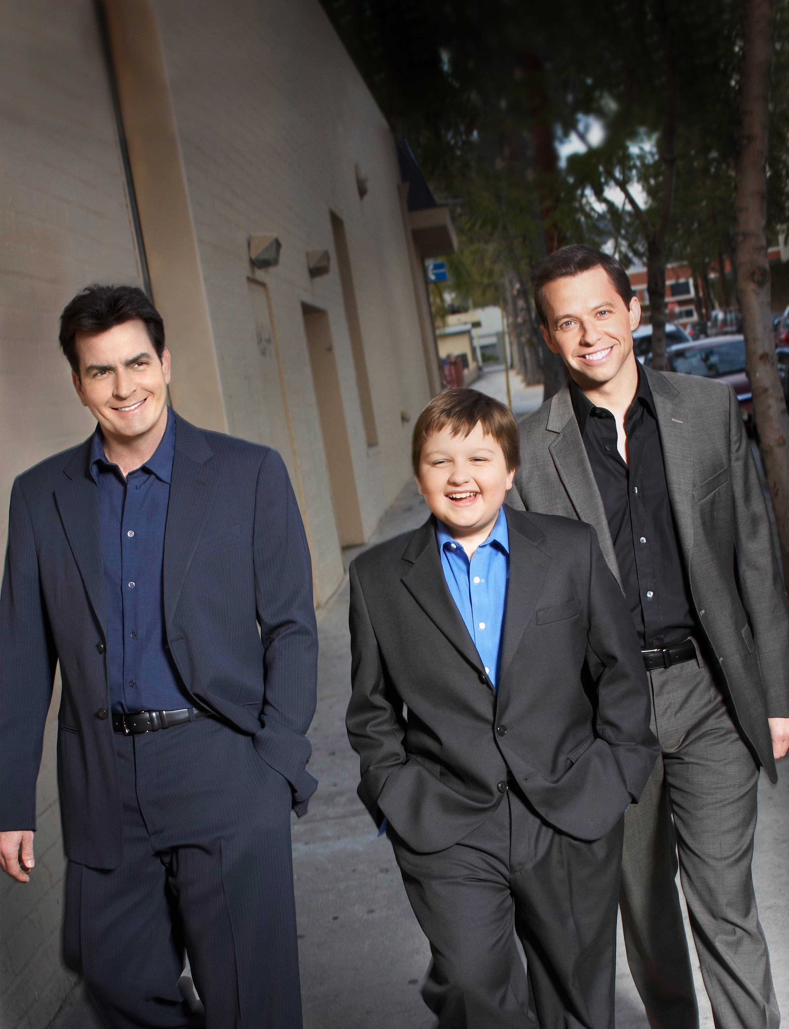 Nickelodeon Welcomes WBTV\'s Two and a Half Men to Nick at Nite\'s ...