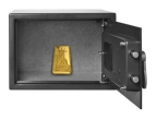 Winner takes home a personal digital safe that contains a 10 gram 24K gold bar. (Photo: Business Wire)