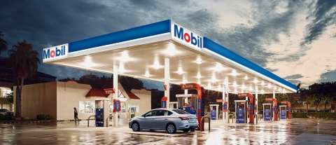 With the introduction of Mobil-branded stations and Synergy™-branded fuels in Mexico, ExxonMobil is presenting a breakthrough forecourt and our most advanced fuel formulations. (Photo: Business Wire)