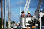 Fluor has been awarded a second task order to assist with the restoration and rebuilding of transmission and distribution lines in Puerto Rico. (Photo: Business Wire)