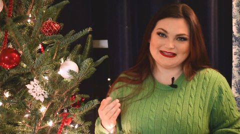 Public Storage knows there's a lot of love to share during the holidays. Lauren from Chapmansboro, Tennessee, shares her tale of the first Christmas she spent with her husband as a married couple. (Photo: Business Wire)