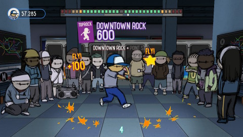 Floor Kids is a unique breakdance game featuring dance battles, freestyle gameplay and funky beats. (Graphic: Business Wire)