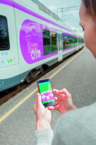 Helsinki Region Transport (HSL) is creating an open retail platform for single tickets that allows a ...