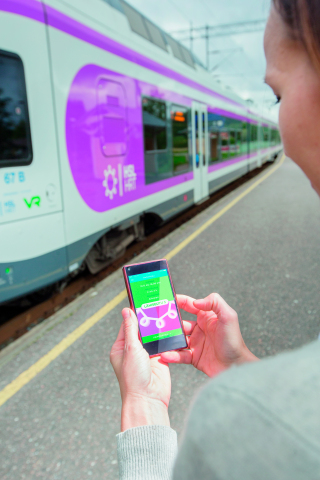 Helsinki Region Transport (HSL) is creating an open retail platform for single tickets that allows anyone anywhere to purchase single tickets for retail sale. (Photo: Business Wire)