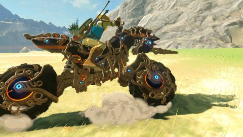 Fans of The Legend of the Zelda: Breath of the Wild game got a new look at the game's second DLC pack, The Champions' Ballad, as well as the surprise news that it launched shortly after The Game Awards livestream. (Photo: Business Wire)