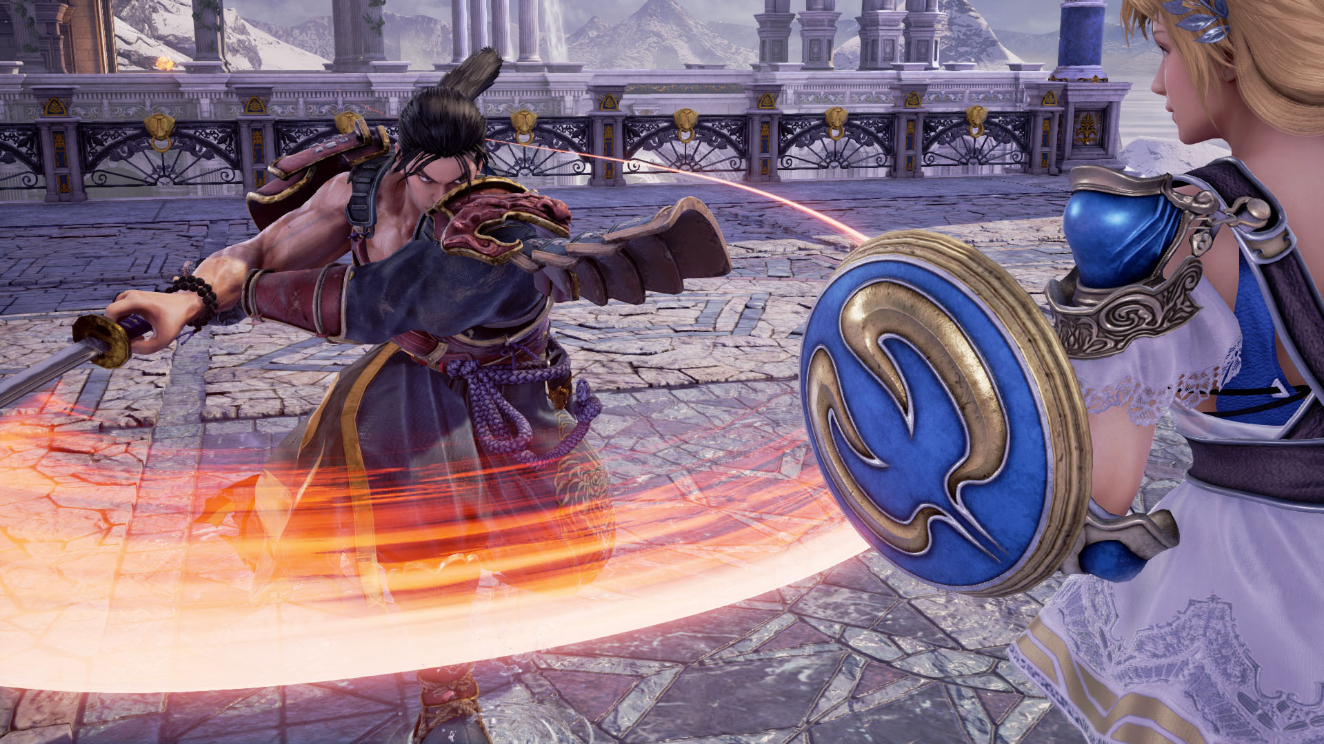 SoulCalibur 6 Gameplay - Feast Your Hungry Eyes on 10-Minutes' Worth
