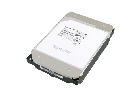 Toshiba Electronic Devices & Storage Corporation lancia la prima unità disco fisso (hard disk drive, HDD) al mondo da 14 TB con registrazione magnetica convenzionale