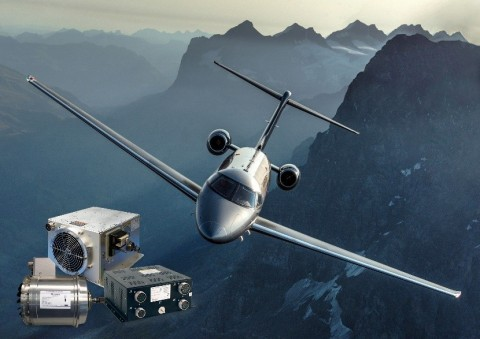 Astronics' CorePower System was recently certified by Pilatus on the new PC-24. (Photo: Business Wir ...