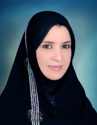 Her Excellency Dr Amal Al Qubaisi, Speaker of the Federal National Council (FNC) – the UAE parliamen ...