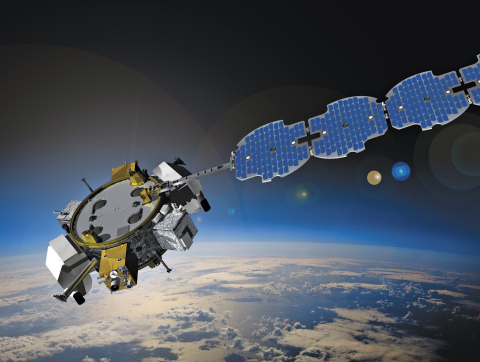 Orbital ATK's ESPAStar Platform provides a modular, cost-effective, and highly capable infrastructure resource for hosting technology development and operational payloads. (Photo: Business Wire)