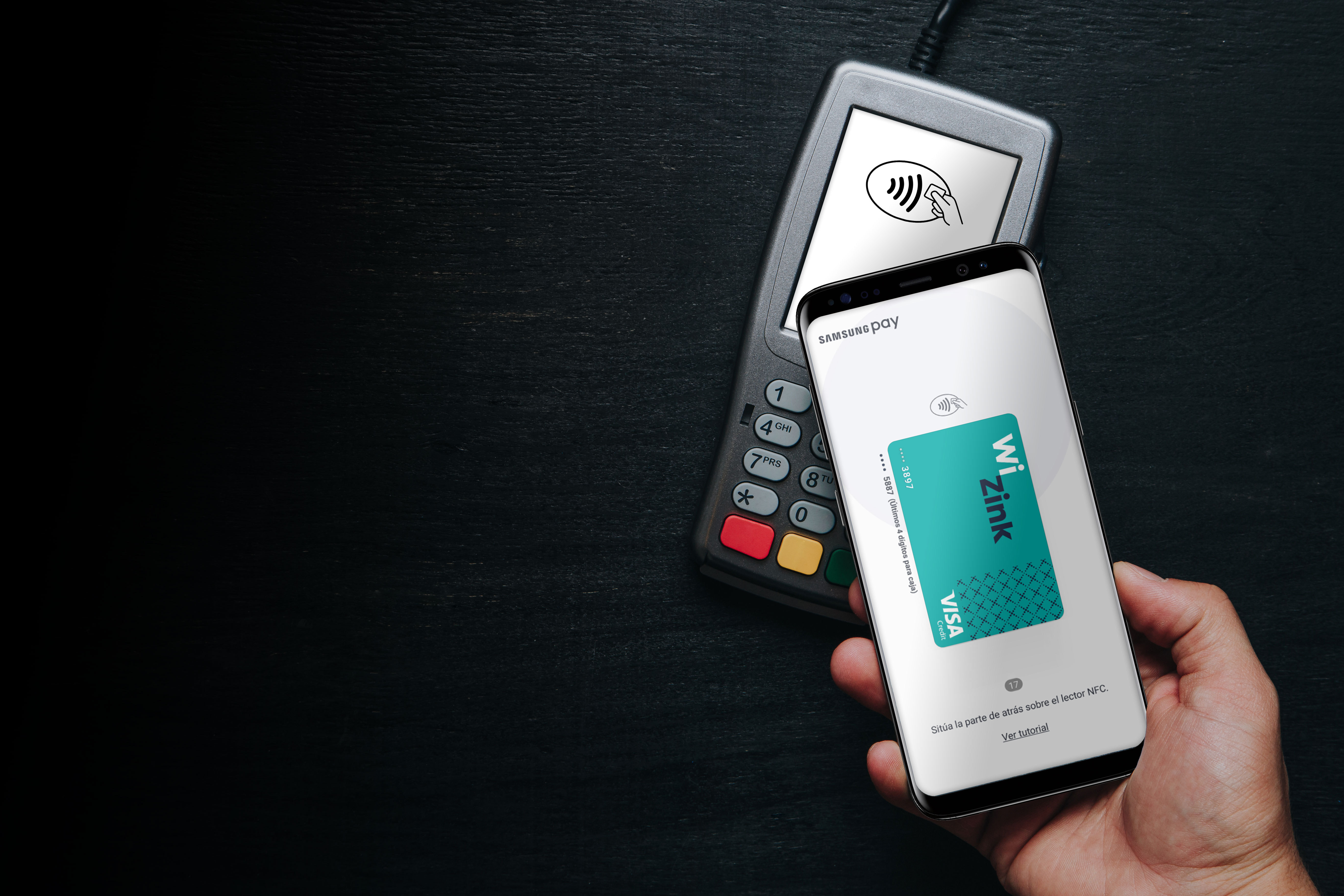 IDEMIA Has Been Selected by WiZink to Launch Samsung Pay in