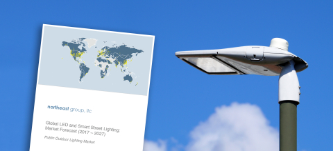 Telensa Named Global #1 in Smart Street Lighting for Second Consecutive Year (Photo: Business Wire)