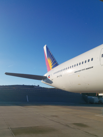 PAL 777-300ER (Photo: Business Wire)