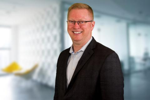 A.J. Hanna, Vice President, Client Advocacy, Symphony Ventures (Photo: Business Wire)