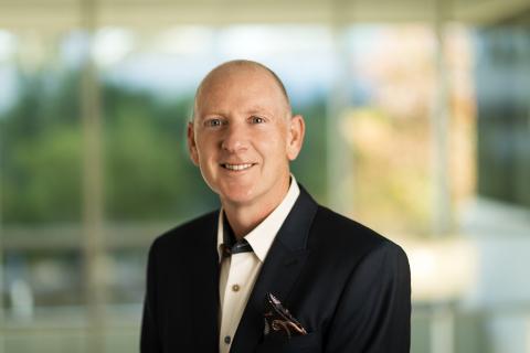 Damien McDevitt, Ph.D., Senior Vice President, Corporate Development (Photo: Business Wire)