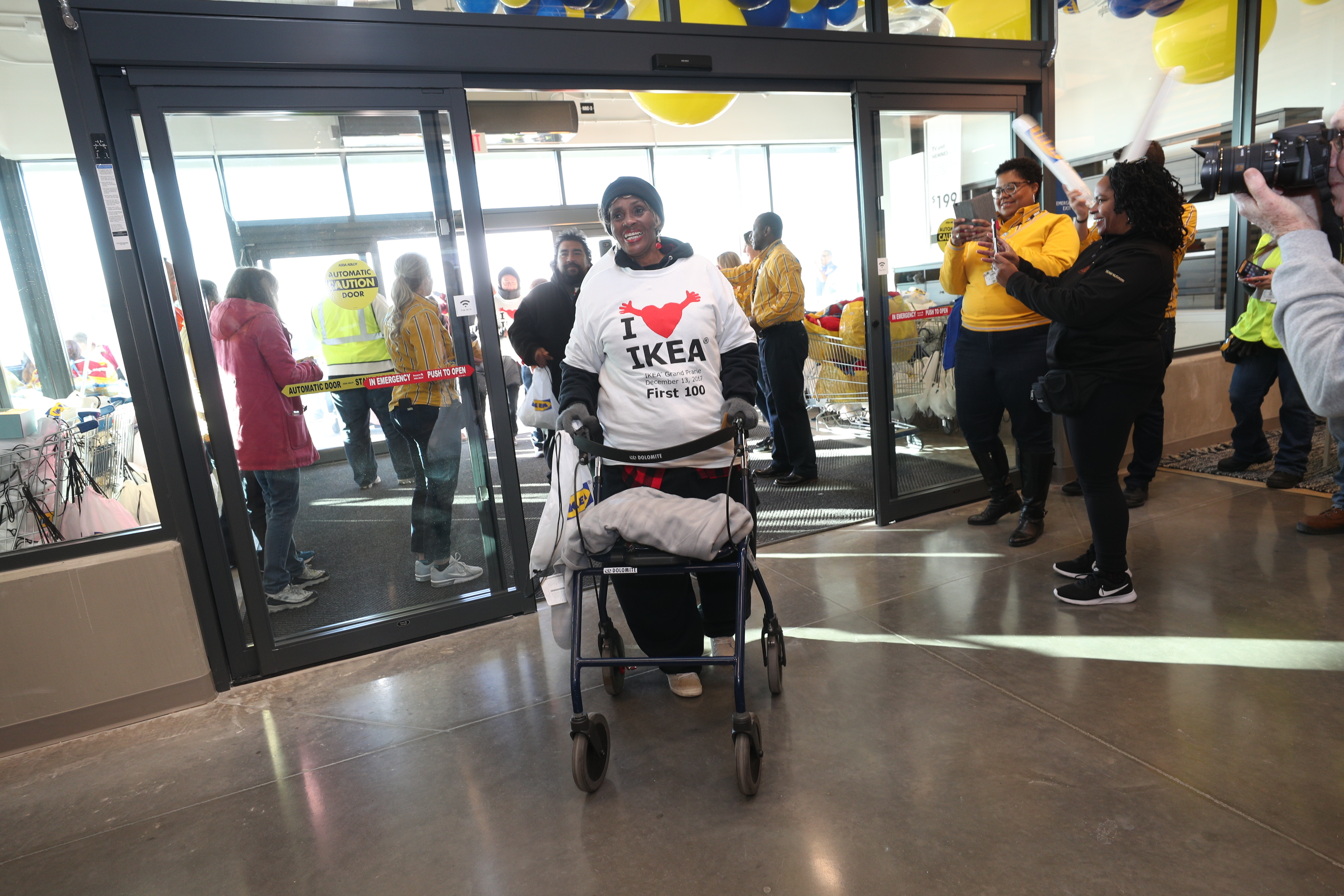 IKEA Celebrates Grand Opening Of Grand Prairie Store, Its Second In The  Dallas Area | Business Wire