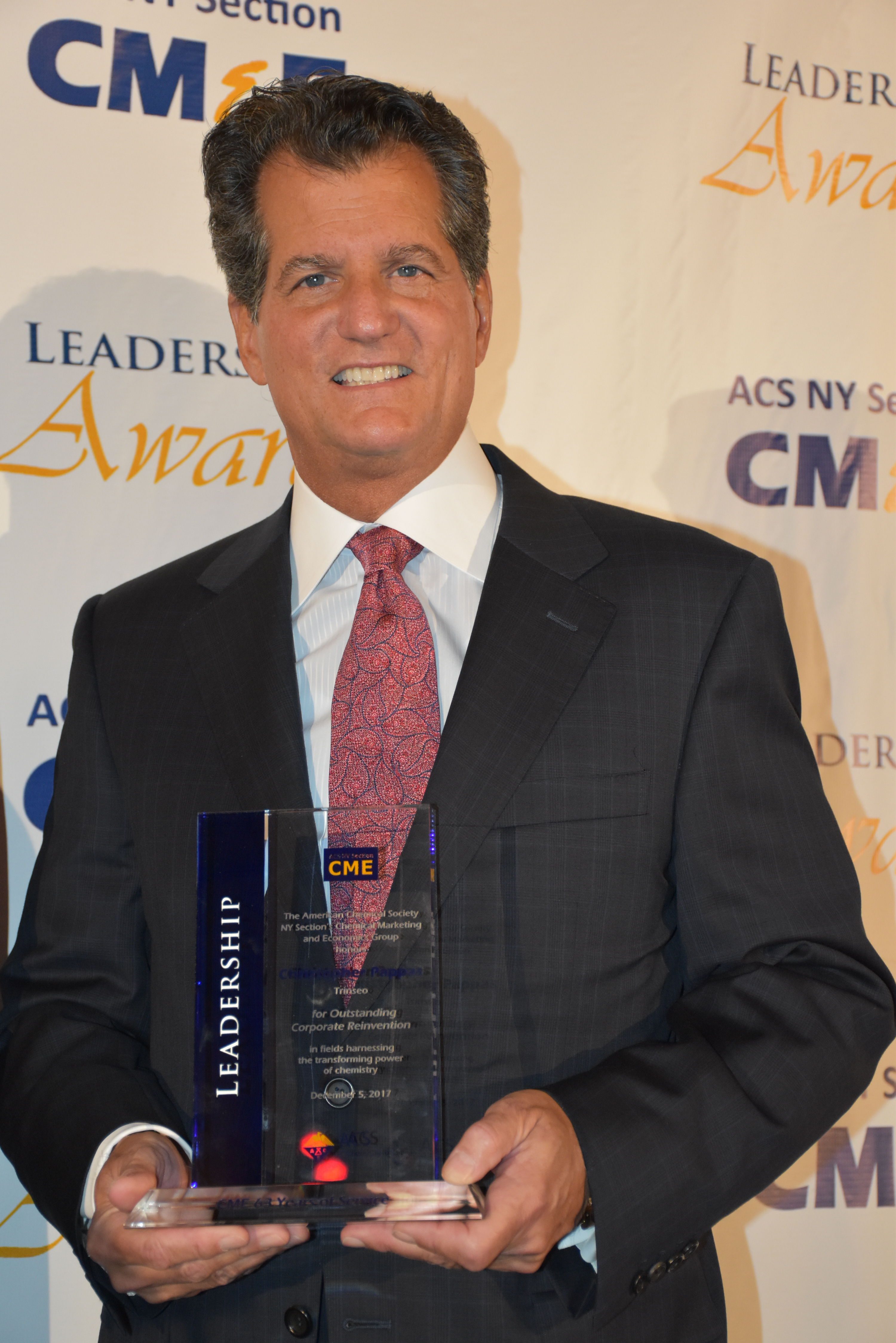 Trinseo CEO Christopher Pappas Honored with Leadership Award for ...