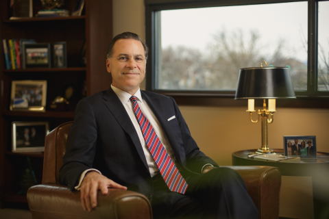 Aqua America President and CEO Chris Franklin (Photo: Business Wire)