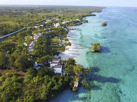 Constance Aiyana, Pemba/ Sansibar (Foto: Constance Hotels & Resorts)