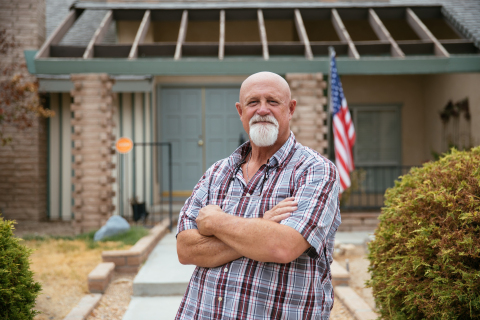 Dan Rivers found that Vivint Smart Home protects against even the most creative criminals. (Photo: B ...