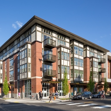 Kennedy Wilson Acquires Savier Street Flats in Portland, Oregon (Photo: Business Wire)