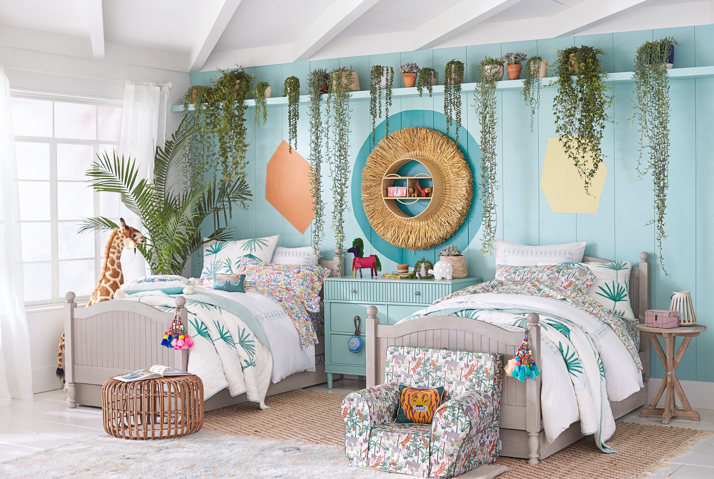 POTTERY BARN KIDS UNVEILS BRIGHT BOHEMIAN COLLECTION WITH DESIGNER ...