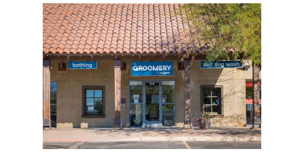 Petsmart continues to expand its new grooming store concept by petsmart continues to expand its new grooming store concept by opening the groomery by petsmart in scottsdale ariz business wire solutioingenieria Choice Image