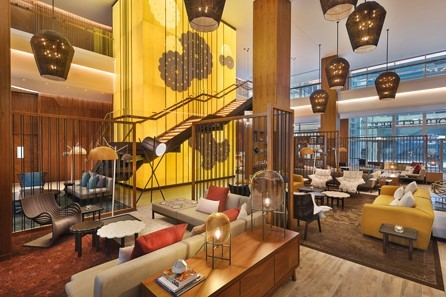 DoubleTree by Hilton Dubai - Business Bay (Photo: DoubleTree by Hilton)