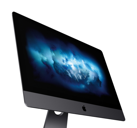 iMac Pro, the Most Powerful Mac Ever, Available Today (Photo: Business Wire)