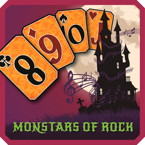 ITEC Entertainment's Game Studio launches Monstars of Rock Solitaire ™, a mobile app inspired by characters and stories created by ITEC Entertainment's designers and visionaries. (Photo: Business Wire)