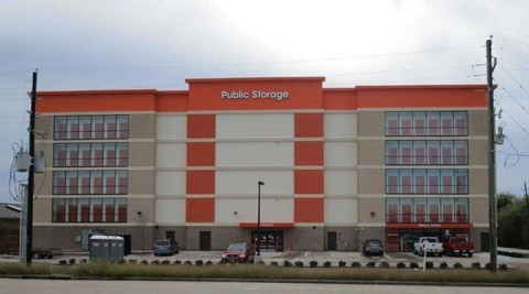 Public Storage at 8008 West Grand Parkway South, Richmond, TX 77406 opened December 15 to serve the  ...