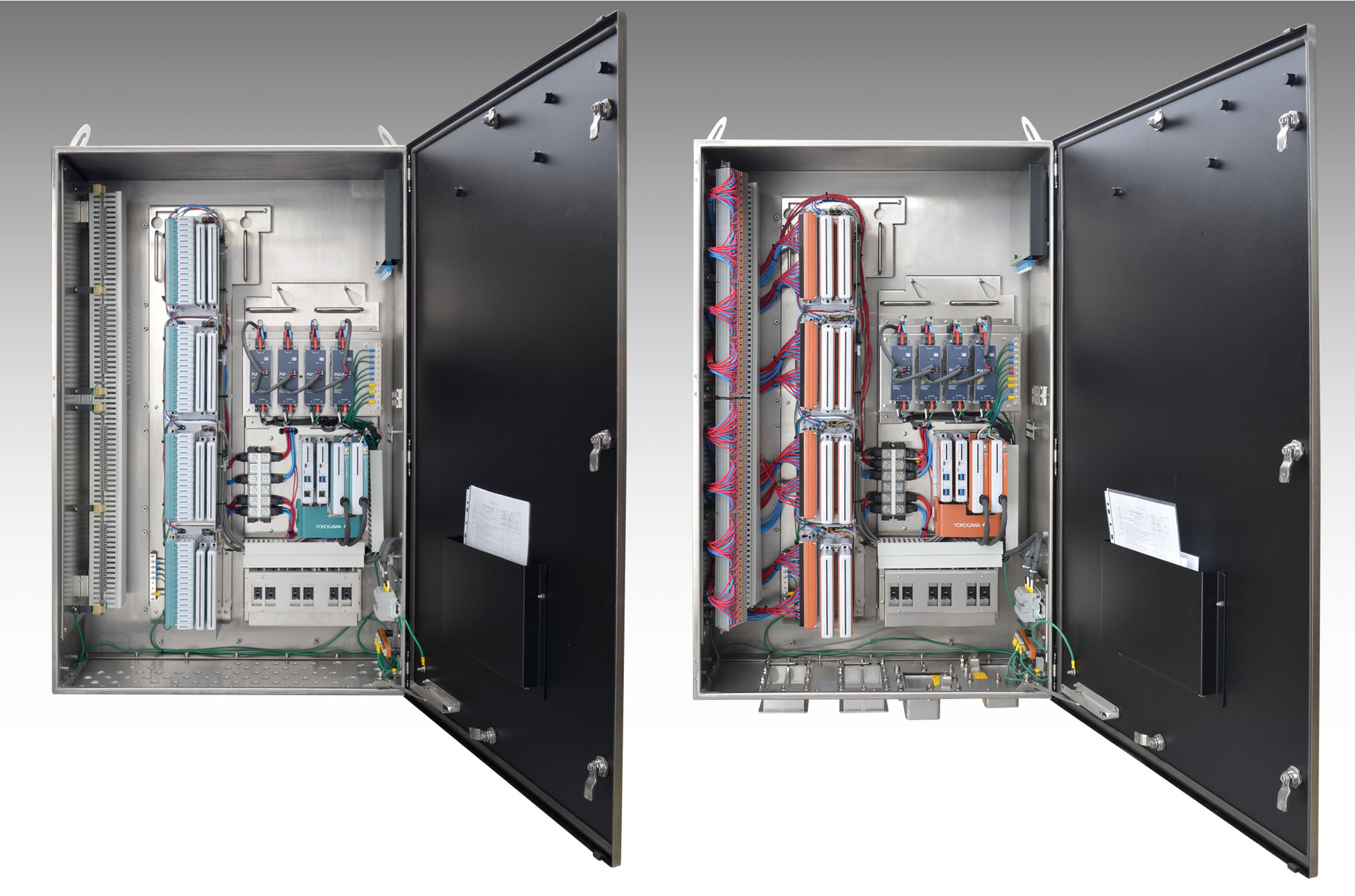 Yokogawa Develops N-IO Standard Field Enclosure and Control System ...