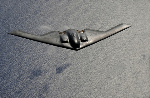 The U.S. Air Force has selected BAE Systems to design, develop, manufacture, and sustain the Bomber Armament Tester system for B-1B, B-2A, and B-52H aircraft. (Photo: U.S. Air Force)