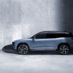 NIO Launches ES8 SUV with New User Experience