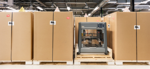 Desktop Metal Begins Shipping to First Pioneer Customers (Photo: Business Wire)