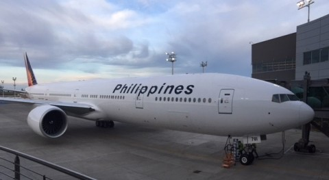 777 Philippines Aircraft