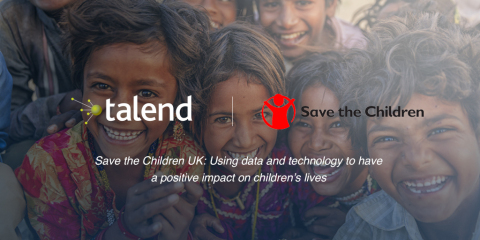 Talend Helps Save the Children Have a Meaningful Impact on the World's Young Using Data (Photo: Busi ...
