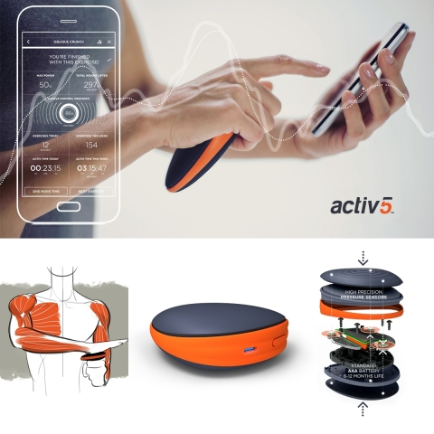 Activbody donates Activ5 devices to Ronald McDonald House (Photo: Business Wire)