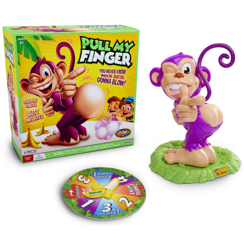 Pull My Finger by JAKKS Pacific (Photo: Business Wire)