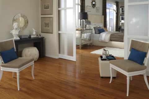 Somerset Hardwood Flooring Joins Ppg Certified Licator