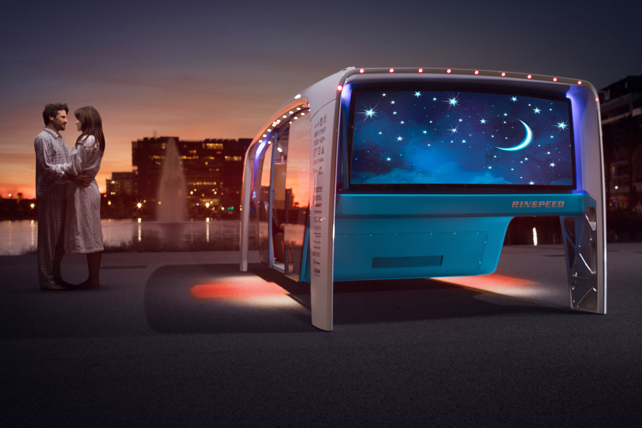 latest technology in lighting. Osram Spotlights LED And Laser Solutions In Rinspeed\u0027s Latest Concept Vehicle | Business Wire Technology Lighting N