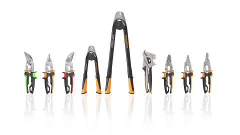Fiskars PowerGear and PowerArc Cutting Tools (Photo: Business Wire)