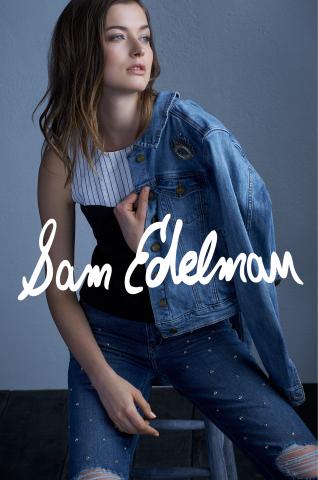Sam Edelman Announces Launch of New Denim Collection (Photo: Business Wire)
