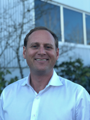 Christian Buss appointed Director of Investor Relations, Columbia Sportswear Company. (Photo: Business Wire)