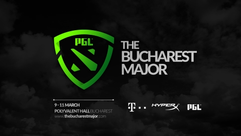 HyperX sponsors PGL Dota 2 Bucharest. (Graphic: Business Wire)