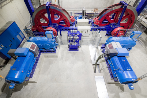 ABB technology at Zugspitze (Photo: Business Wire)